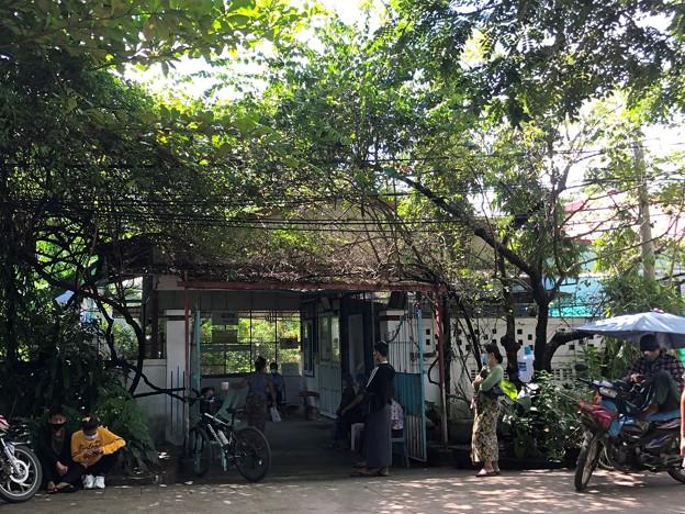 ヤンゴン 私立病院 (1)