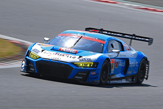 Team LeMans Audi R8 LMS_2