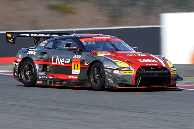 GAINER TANAX with IMPUL GT-R_1