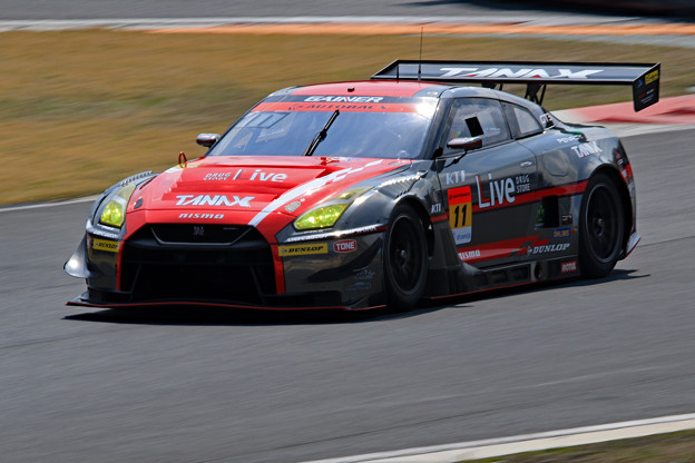 GAINER TANAX with IMPUL GT-R_2