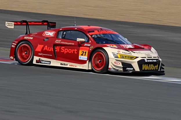 Hitotsuyama Audi R8 LMS_1
