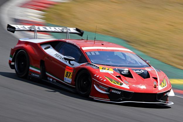 グランシード ランボルギーニ GT3_3
