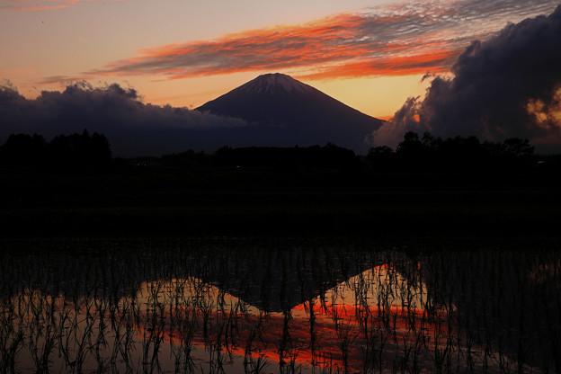 高層雲の夕景_エピローグ
