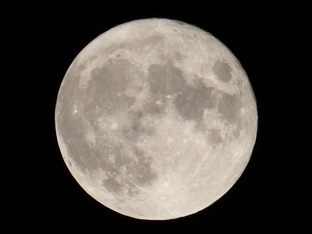 Photos: 21年7月24日の満月