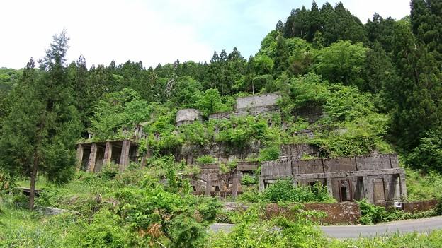 土倉鉱山施設
