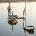 Photos: 二艘の舟