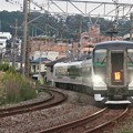 Photos: 臨時電車~新宿踏切