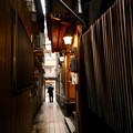 Photos: 路地裏の地蔵尊