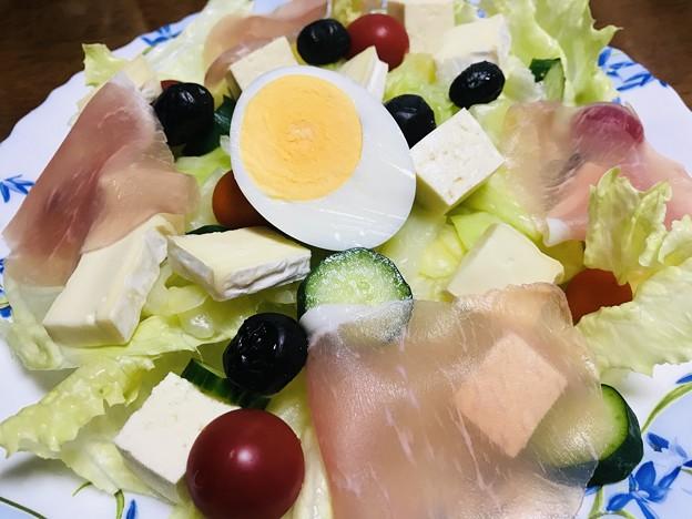 サラダ・ディナー