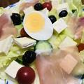 Photos: サラダ・ディナー