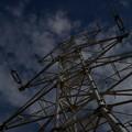 Photos: 空にそびえ立つ鉄塔