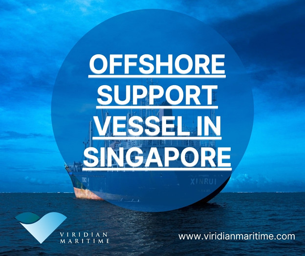 Offshore Support Vessel Singapore