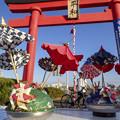 Photos: 旧穴守稲荷大鳥居 (2)