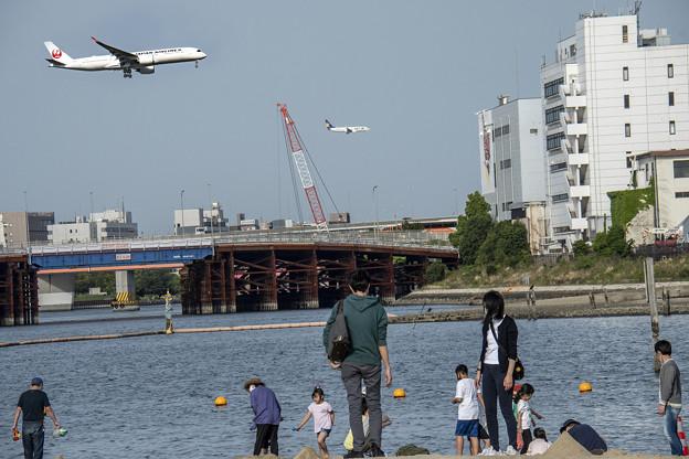 5月5日大森ふるさと浜辺公園 (1)