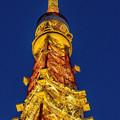 Photos: 上弦月夜