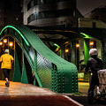 Photos: 夜の柳橋-(2)
