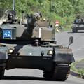 Photos: C経路 90式戦車 第73戦車連隊