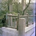旭橋の親柱