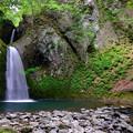 星置の滝 その4
