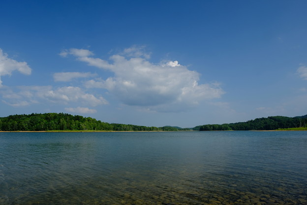 朱鞠内湖 その1