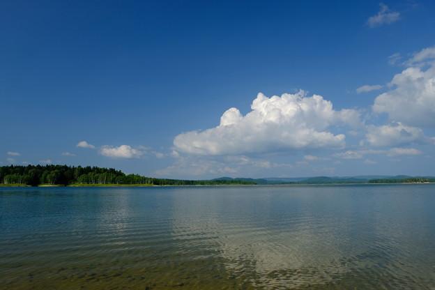 朱鞠内湖 その2