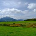 望羊の丘より羊蹄山を望む その4