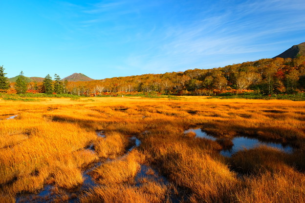錦秋の神仙沼 その1