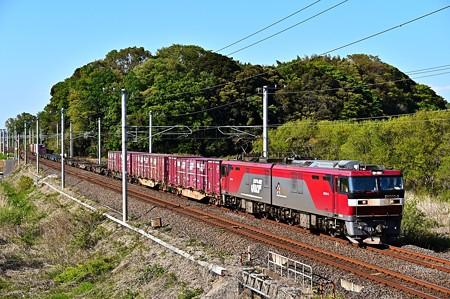 EH500-9常磐貨物2092レ