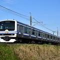 Photos: E231系マト139編成スカ色