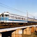 成田線113系阪和色+スカ色