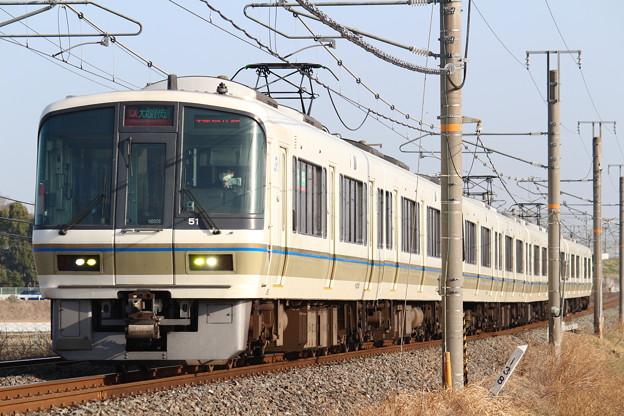 JR221系NB806