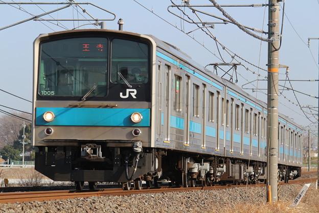 JR205系NE409