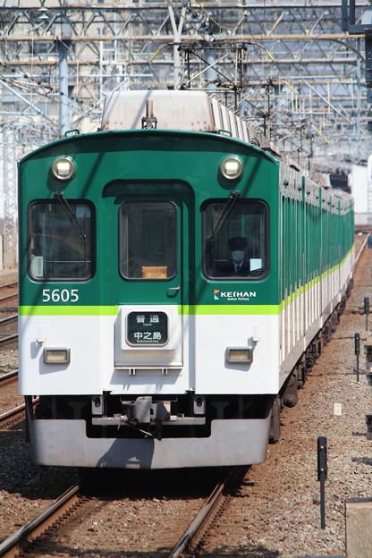 京阪5000系5555F