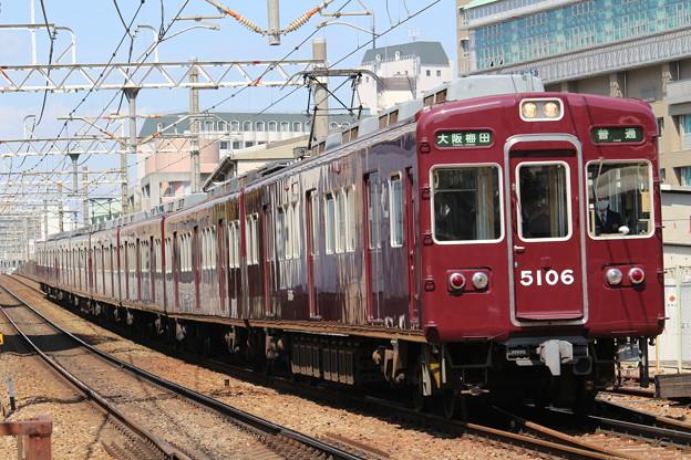 阪急5100系C#5106×8R