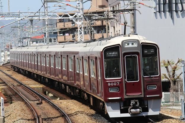 阪急9000系C#9007×8R