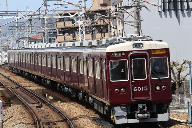 阪急6000系C#6015×8R