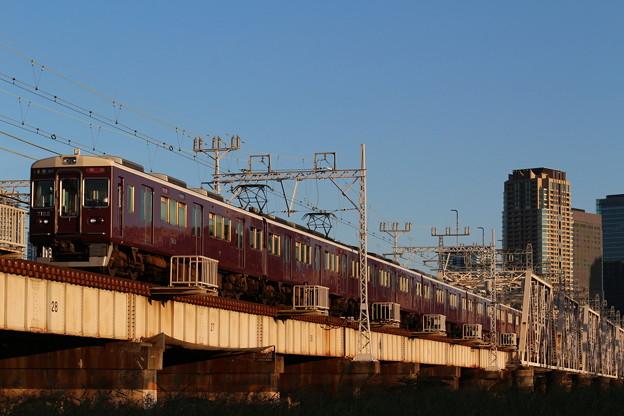 阪急7000系C#7022×8R
