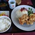 ローモンドカントリー倶楽部 唐揚げ定食
