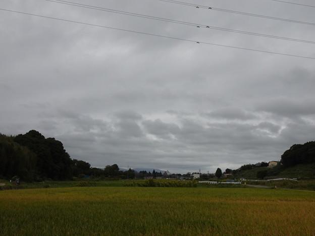 2021.10.12 きょうの風景・雲