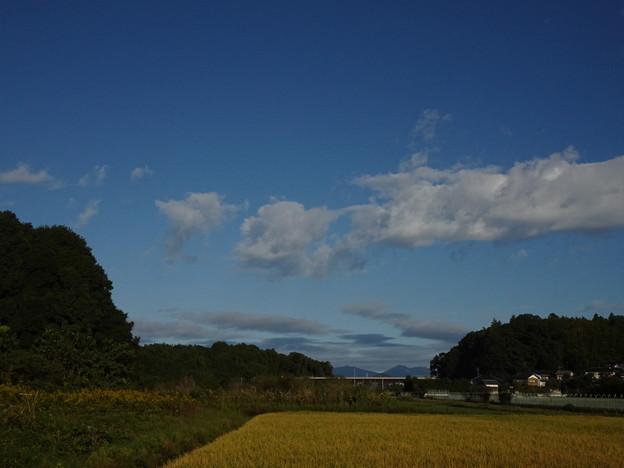2020.10.14 きょうの風景・雲