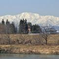 Photos: 春の雪山