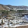 Photos: 残雪の春山