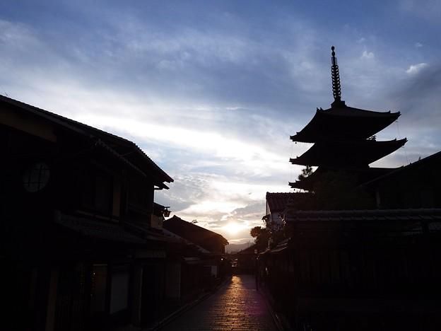 京都慕情 静かな夏の終わり