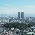 Photos: 反正天皇陵とマンション