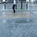Photos: 雨足