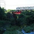 Photos: 鉄橋を行く