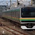 Photos: 東海道線E231系1000番台 U523編成