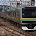 Photos: 東海道線E231系1000番台 U58+U-587編成