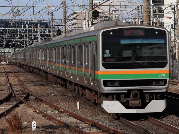 湘南新宿ラインE231系1000番台 S-27+K-24編成