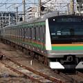 Photos: 東海道線E233系3000番台 E-72+U622編成